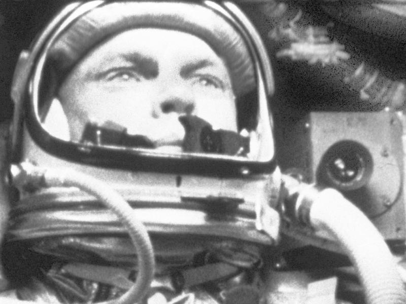 Gagarin + Glenn